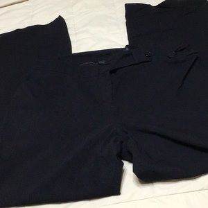 Lane Bryant Black dress Pants 18 tall
